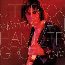 JEFF BECK : LIVE WITH THE JAN HAMMER GROUP (CD) sealed