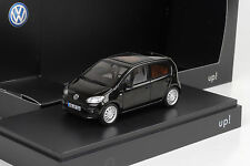 2012 VW Up! up 4 Door/deep black nero 1:43 Schuco spacciatore