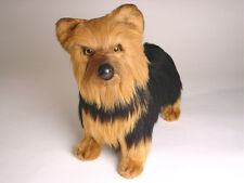 Yorkshire Terrier by Piutre, Hand Made in Italy, Plush Stuffed Animal NWT