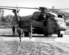 "HH-53C Helicopter rescue mission Merchant Ship Mayaquez 8""x 10"" Vietnam Photo 96"