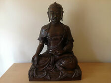 Figura Buda Bronce - Bonze BUDA Figure - 38 x 26 x 16 cm - For Collectors