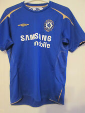Chelsea 2005-2006 Centenary Home Football Shirt Large /35359