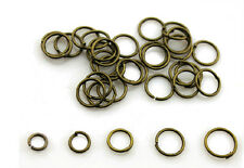 Wholesale NEW DIY Jump Rings Open Connectors Jewelry Making