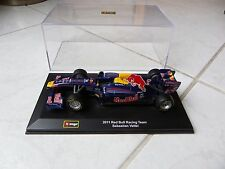 Red Bull Renault RB7 Racing Team Sebastian Vettel 2011 n°1 Burago 1/32 F1
