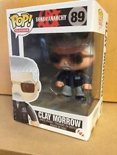 FUNKO POP! Sons of Anarchy Clay Morrow #89 Vinilo Figura jubilado/abovedado * Nuevo *