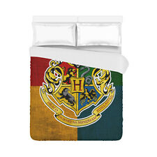 Super Soft Harry Potter Brushed Fabric Bedding Duvet Cover 86x70 Inch