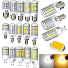 E27 E14 G9 5W 7W 8W 9W 5730 5630 5050 SMD LED Corn Light Spot Lamp Bulb 220V