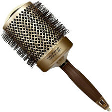 "Olivia Garden NanoThermic Ceramic + Ion Round Thermal Brush 3.25"" - NT-82"