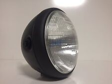 "8"" motorcycle headlight H4  street fighter black 250 300 ninja ex300 ex250 cafe"