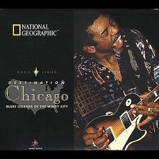 Various Artists National Geographic: Destination Chicago CD