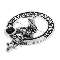 Clan Crest Badge - Great Range of Over 100 Scottish Clans - Names L to MacK