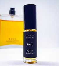 5ml Sample of Costume National Soul EDP Oud Ambergris Vanille Dominique Ropion