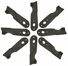 Rotary Blade Set - 8 Per Set Fits MTD M400 M500 M510C B560C K670C 675C L670C