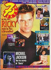 7 EXTRA 97/51 (17/12/97) RICKY MARTIN ALLIAGE BOYZONE MIKA MICKAEL JACKSON FIVE