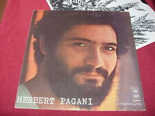 Herbert Pagani: Self Titled French Chanson   LP  EX+