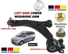 FOR MAZDA 5 2005---  FRONT LEFT LH LOWER SUSPENSION WISHBONE ARM INC BALL JOINT