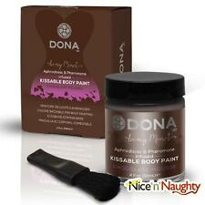 Dona by Jo Kissable Body Paint Chocolate Mousse 59ml