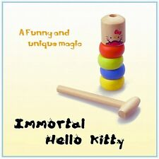 IMMORTAL HELLO KITTY STACKED MYSTERY DOLL COMES TO LIFE MAGIC TRICK USA SELLER