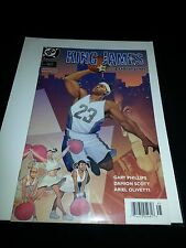 DC Powerade 2004 King James Comic