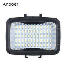 Andoer Ultra Diving LED Fill-in Light DSLR Camera Video Lamp for GoPro Hero P0G8