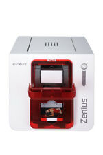 Evolis Zenius Expert USB Ethernet rot ZN1H0000RS Nachfolger Tattoo2