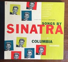 Songs By Sinatra Set C124/1947~4x Lp