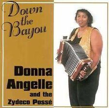 Down the Bayou by Donna Angelle (CD, Feb-2000, Maison de Soul)