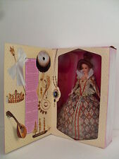 barbie elizabethan queen the great eras volume 6 special edition collector 12792