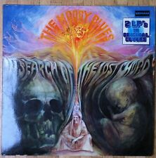 THE MOODY BLUES Days Of Future Passed & In Search Of The Lost Chord 2-LP/GER/FOC