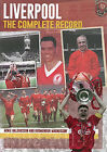 Liverpool - The Complete Record - 2nd Edition - Football History Statistics book