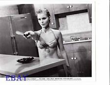 Carol Lynley busty sexy w/knife VINTAGE Photo Once You Kiss A Stranger