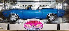 1971 Dodge Challenger B-5 BLUE 1:18 Supercars 50808