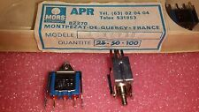 1x APR 7073Y AB , Push Button Switch , see picture !