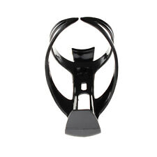Black Bike Bicycle Drink Water Bottle Cup Holder Mount Cage Polycarbonate F2C