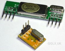 PLL ASK OOK AM Wireless RF Wireless Transceiver Founction RX TX Modules 433MHZ