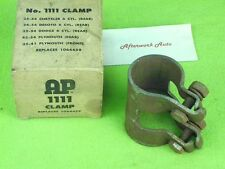 AP 1111, OE-Type Muffler Clamp for 1935-1954 Chrysler Desoto Dodge Plymouth