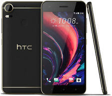 "HTC Desire 10 Pro Black 64GB 5.5"" 20MP 4GB RAM Android Phone By FedEx"