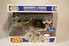 Star Wars Funko Pop Sandtrooper & Dewback Set Walmart Exclusive NEW