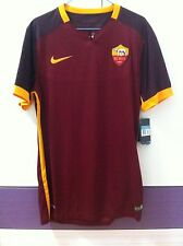 Camiseta Roma Nike Authentic Shirt Player Issue Match  Maglia Gara M     L
