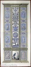 Loggie di Rafaele nel Vatikano -  Kupferstich v. Giovanni Volpato 1775
