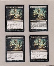 MTG - 4X Night of Souls' Betrayal X4 - Champions Rare EX/NM - Playset 1 Foreign