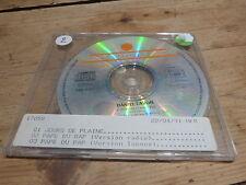 DANIEL LAVOIE - JOUR DE PLAINE - RARE CD PROMO RADIO !!!!!!!!!!!!!!!