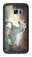 White Horse Running Wild For Samsung Galaxy S7 G930 Case Cover by Atomic Market