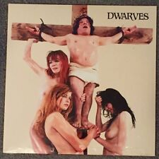DWARVES 'Must Die Redux LP NEW Blag Dahlia QOTSA New Bomb Turks nude cover naked