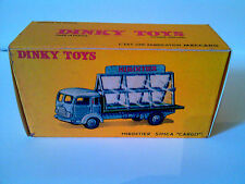 "Boîte copie repro Dinky Toys 33C miroitier simca "" cargo "" ( reproduction box )"