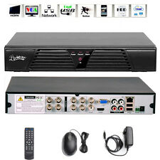 8CH Channel HDMI 1080P H.264 CCTV Security Camera DVR Cloud Video Recorder PTZ