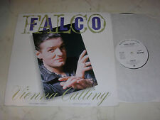 FALCO Vienna Calling * US WHITE LABEL PROMO MX PRESSUNG  *NOT FOR SALE *NM*