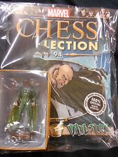 "MARVEL CHESS FIGURINE COLLECTION #94 ""VULTURE"" (BLACK PAWN) EAGLEMOSS. NEW"
