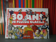 Fluide Glacial - Album 30 ans - BD COMME NEUF - Humour