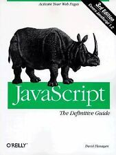 JavaScript: The Definitive Guide Flanagan, David Paperback